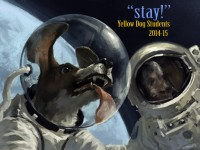 STAY - CD cover