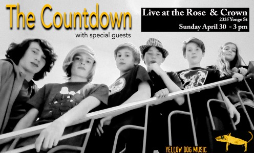 The Countdown - Live at the Rose & Crown - FINAL