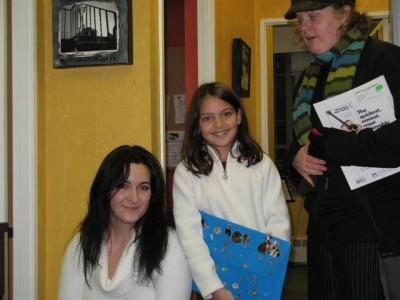 emma, alex and lori